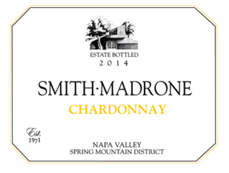 Smith Madrone – chardonnay