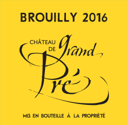 Grand pre brouilly